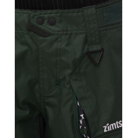 Zimtstern Lofzz Bike Shorts Women Dark Forest